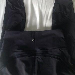 lululemon athletica Pants - Navy lululemon leggings
